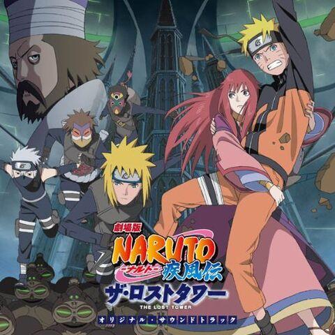 File:NARUTO Shippuuden Movie 4 - The Lost Tower Original Soundtrack.jpg
