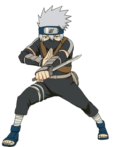 File:Kakashi Hatake full (Younger).png