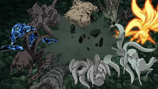 File:Tailed Beasts vs Madara.png