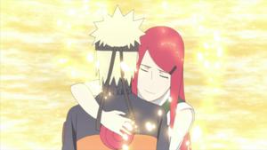 Kushina thanks Naruto