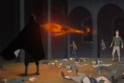 Heavenly Prison Fire Sword