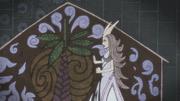 Depiction of Kaguya
