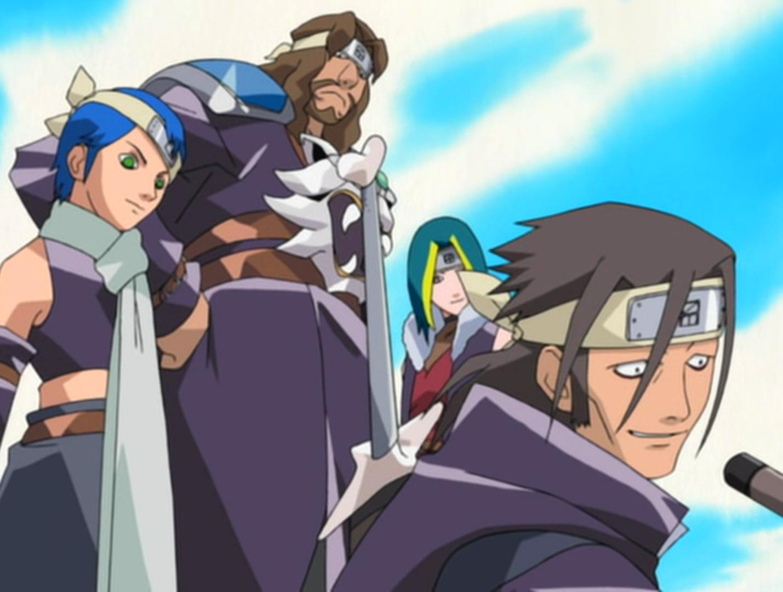 Homens dos Quatro Símbolos Celestiais | Wiki Naruto ...
