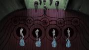 Orochimaru prepares Edo Tensei