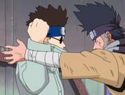 Shino vs Zaku.png