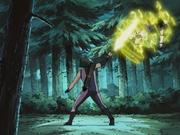 Thunder God Sword Telekinesis