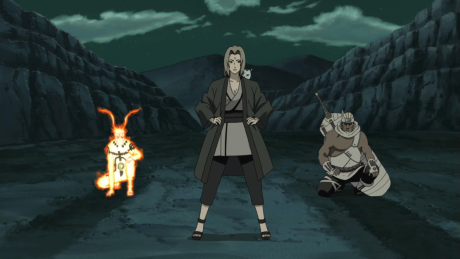 Image - Tsunade's Resolve.png | Narutopedia | FANDOM powered by Wikia