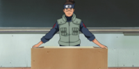 Rookie Instructor Iruka