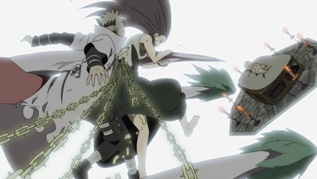 File:Minato and Kushina protect Naruto.png