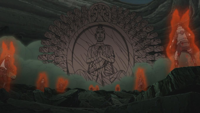 Mokuton - Plusieurs Milliers de Mains | Naruto Wiki ...