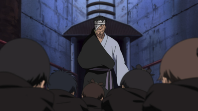 File:Danzo talking to Root members.png