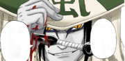 Orochimaru's Kazekage Disguise