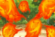 Forbidden Jutsu Fire Rat
