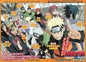 Chapter 531 Cover