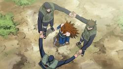 Hiraishin no Jutsu Guard