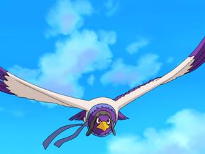 Giant Ninja Bird
