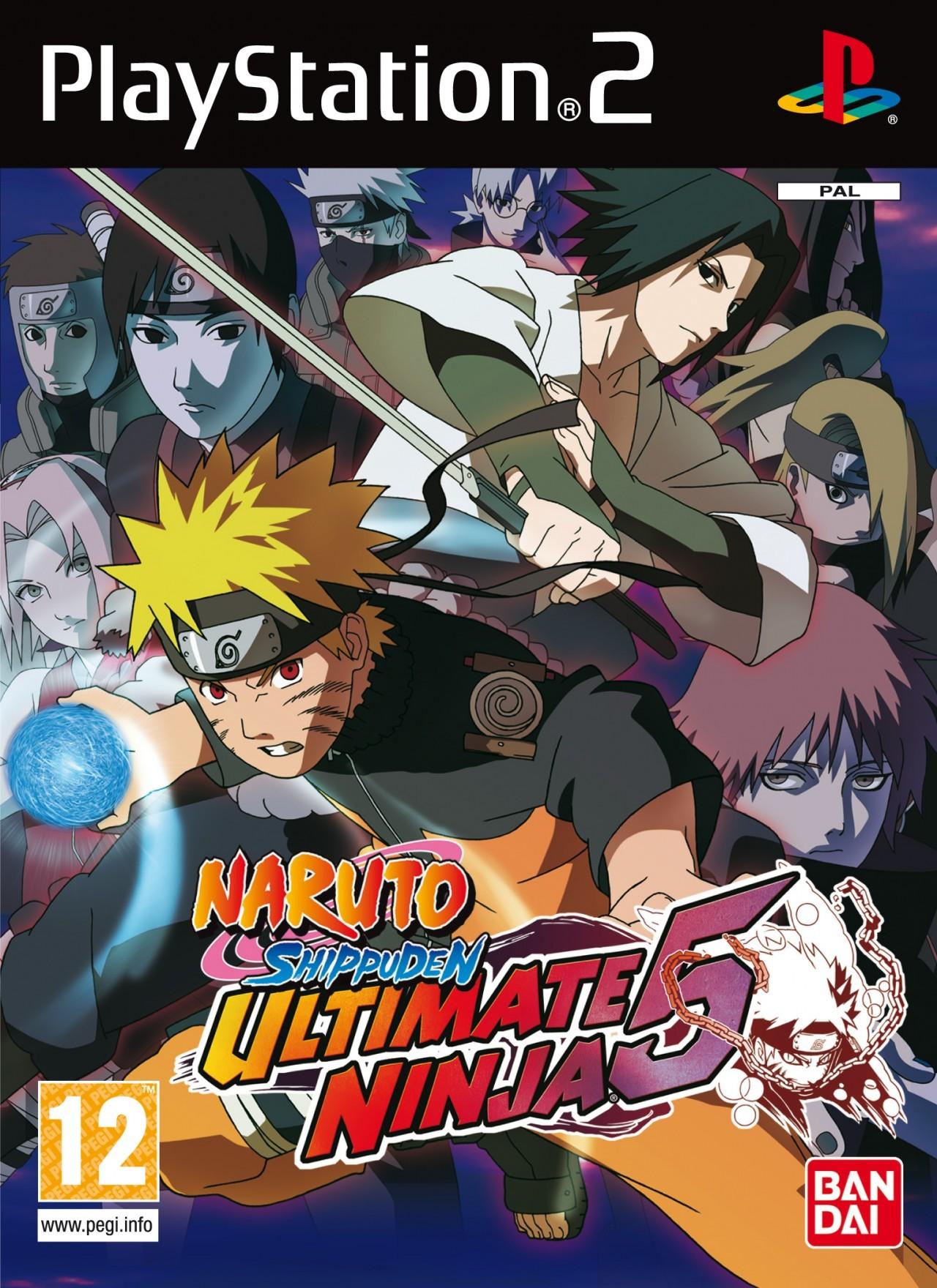 Naruto Shippūden: Ultimate Ninja 5 | Narutopedia | Fandom powered by Wikia