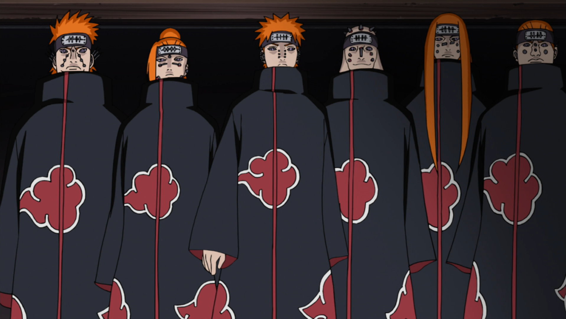 Six Paths of Pain | Narutopedia | FANDOM powered by Wikia  Six Paths of Pa...