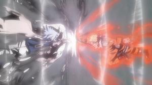 Naruto Sasuke clash