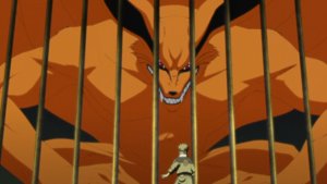 Naruto Meets Kurama