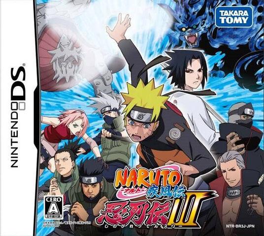 File:Naruto Shippūden Shinobi Retsuden III.jpg