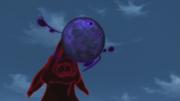 Kurama clone tailed beast ball