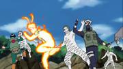 Naruto aids 3rd Div