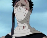 Zabuza crying