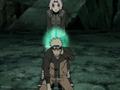 Sakura cura a Naruto