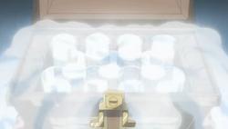 The aqua of gods