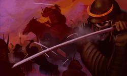 First Great Samurai War