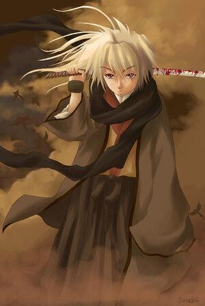 Samurai by damashii