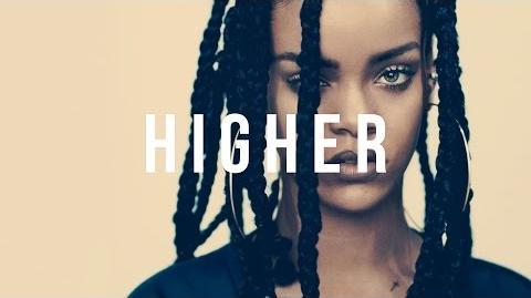 Rihanna - Higher (Instrumental)