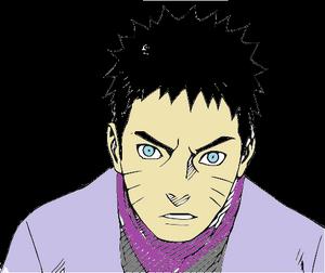 Menma Namikaze Sparks Naruto Fanon Wiki Fandom