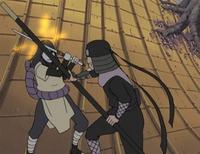 Hiruzen tai Orochimaru