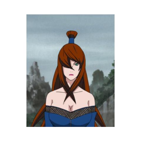 Mei Tarumi (vođa tima)