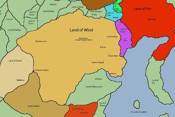 Around Wind Country Edit