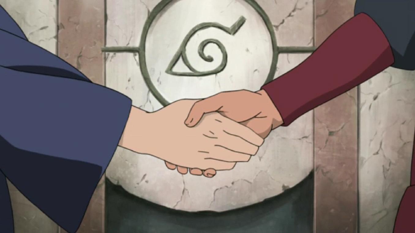 Clan Senju del Bosque | Naruto Latino Wiki | Fandom ...