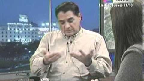 El Código Nasca Emitido 21 2010 Willax TV Perú PART II