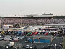 Richmond from grandstands