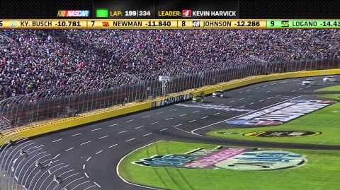 NASCAR Sprint Cup Series - Full Race - 2014 Bank of America 500 at Charlotte