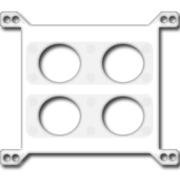Restrictor-Plate-Rendering