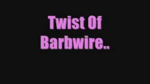 Twist Of Barbwire - Clare Bowen