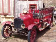Heightley fire truck