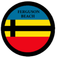 Seal of Ferguson Beach