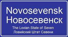 Novosevensk sign