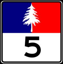 Highway 5 new