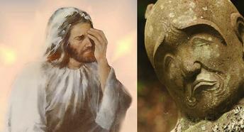 Jesus buddha