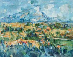 Mont Saint-Victoire