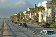Charleston Sea Front